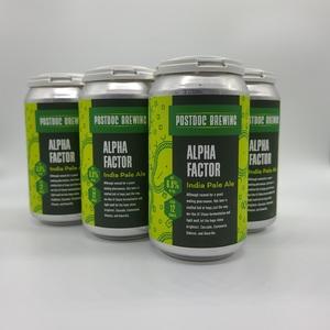 Alpha Factor - 6pk 12oz Cans